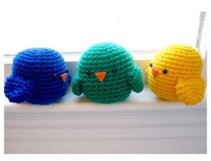 Amigurumis: crochet para el amor