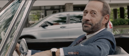 Guillermo Francella protagoniza el fashion film de Key Biscayne que va a Cannes