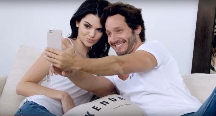¿Qué hace Benjamín Vicuña con Kendall Jenner?