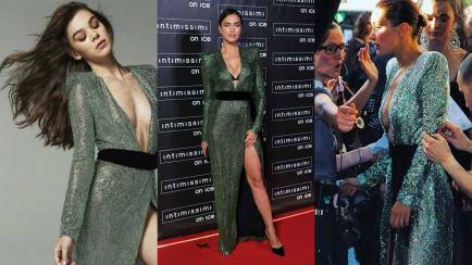 Cuatro famosas usaron el mismo vestido: ¿a quién le queda mejor?