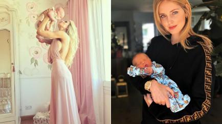 ¡Tiernos! Dos famosas no paran de subir fotos de sus hijos y nos enamoran