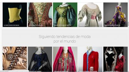 3 mil años de moda con fotos, videos y más en Google