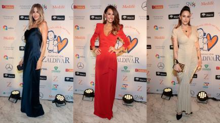 Las famosas se vistieron de gala: la peor vestida y la más linda de la noche