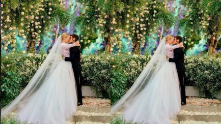 Se casó la instagramera más influyente de la moda: los detalles
