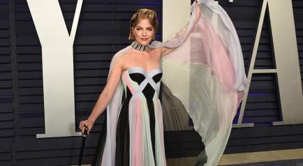 Por qué la presencia de Selma Blair en la alfombra roja de Vanity Fair fue tan especial
