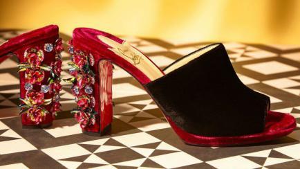 Las suelas rojas de los zapatos ya no serán sólo de Louboutin