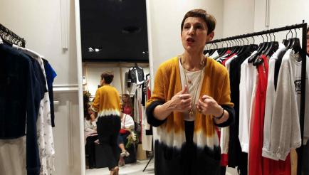 Ana Torrejón habló de las tendencias que se vienen e incitó a