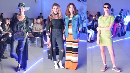 Los mejores looks de las cordobesas invitadas al desfile de Patio Olmos