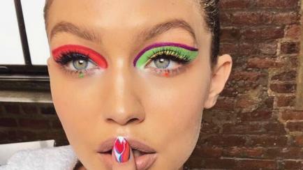 ¡Tomá nota! Vos también podés maquillarte como las supermodelos con estos tips