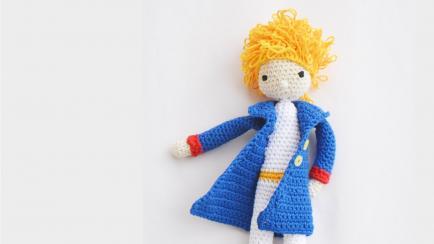 Una emprendedora cordobesa que teje muñecos de culto (y un juego: adiviná quienes son)