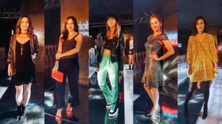 Cinco mujeres, cinco estilos: looks elegidos en el día 2 de Estilo Córdoba