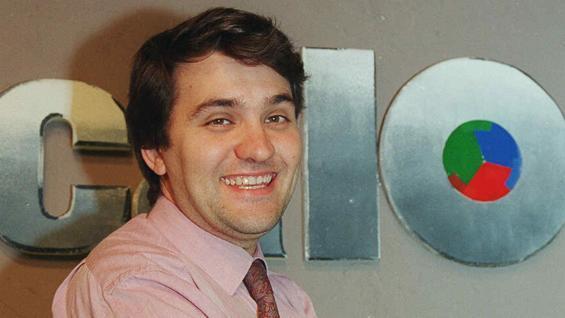 Jorge Cuadrado también pasó por allí. Corría el año 1996. (Archivo La Voz).