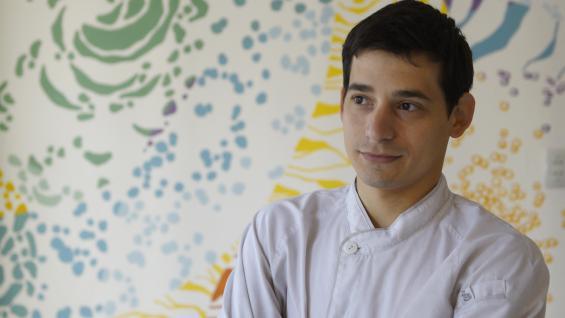 Facundo Tochi (Gentileza Ramiro Pereyra)