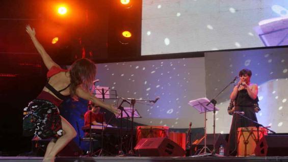 Paola Bernal brindó un show conmovedor, que la postula nuevamente como posible Consagración.
