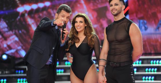 ShowMatch: Tinelli llamó en vivo a Olivos para hablar con Macri por culpa de Charlotte Caniggia