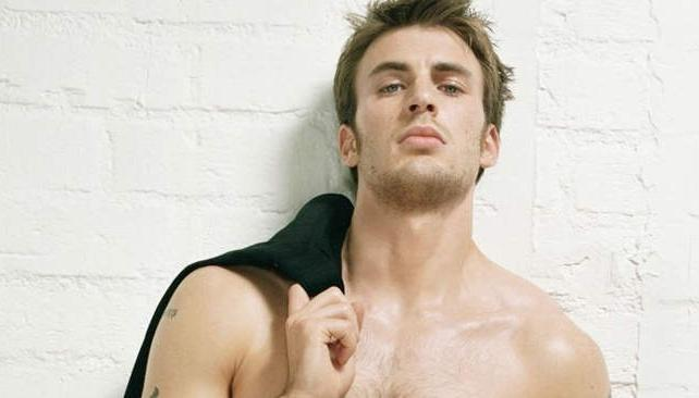 Chris Evans. Foto web.