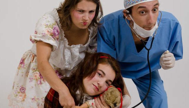 'Marilú y el hospital de muñecos', la última apuesta de Marina Abulafia.