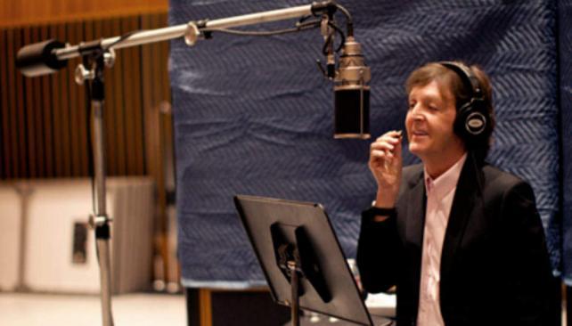 Paul grabó versiones de algunos clásicos que siempre le gustaron (imagen: web oficial).