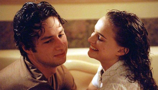 'Tiempo de volver', basada en la juventud de su director, Zach Braff.