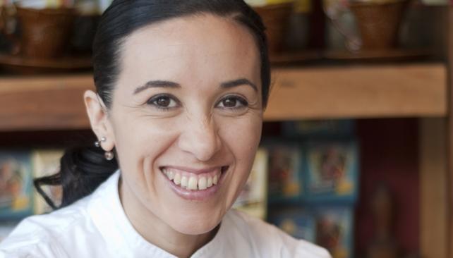 Paula Massuh dará una clase degustación de panes.