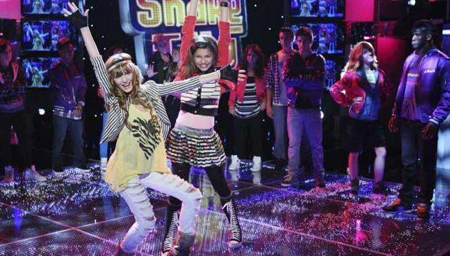 Como las protagonistas de A todo ritmo, los chicos de Latinoamérica podrán mostrar lo que saben hacer en la pista en un concurso.