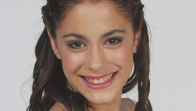 Martina Stoessel es Violetta.