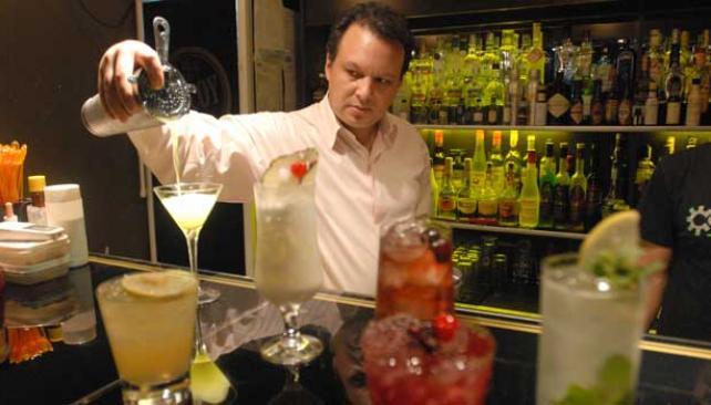 La oferta en coctelería aumentó mucho en los últimos años en Córdoba.