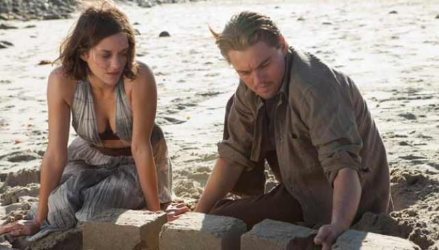 """DiCaprio en """"El origen"""", él es Cobb, un hombre capaz de leer el subconsciente de otras personas."""