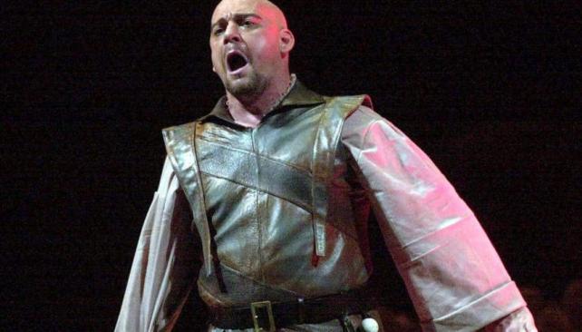Jueves: Darío Volonté en el Teatro del Libertador
