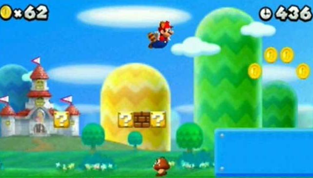Una de las capturas de pantalla que Nintendo dio a conocer con el anuncio.