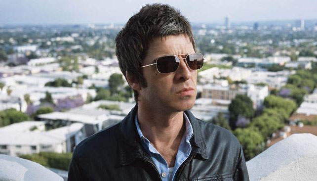 Noel Gallagher actúa el sábado 5 de mayo en el Orfeo.