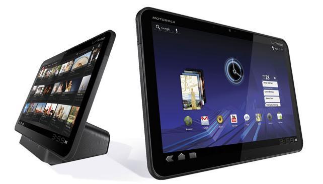 La tablet Motorola Xoom es una excelente opción para los papás más tecnológicos.