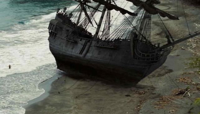 barcos fantasmas