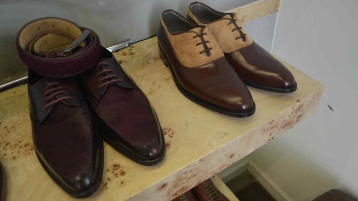 Los zapatos de hombre más lindos del mercado se fabrican en Argentina