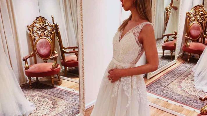 Melania Garbellotto: la diseñadora que mejor conoce a las novias cordobesas