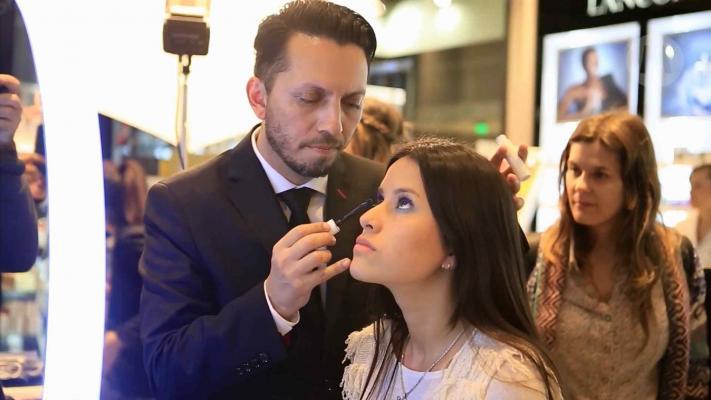 Givenchy presentó su nueva línea Colore Creation en el Beauty Festival