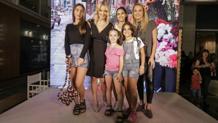Luisana Lopilato en Córdoba: charla con una celebridad que no se la cree