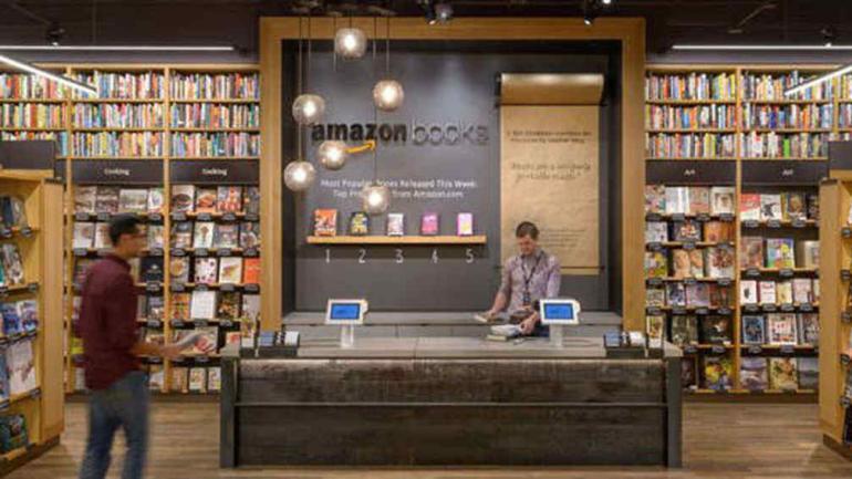 La tienda está ubicada en una universidad de Seattle (imagen web).