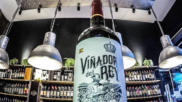 Degusto Vinos y Delicatessen.