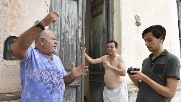 "Heredero. Cacho fue a buscar a Ricardo Sirimaldi, sobrino del ""Negro"" Becerra."