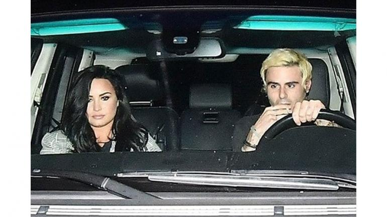 Demi Lovato Spotted Out For The First Time Since Hospitalisation