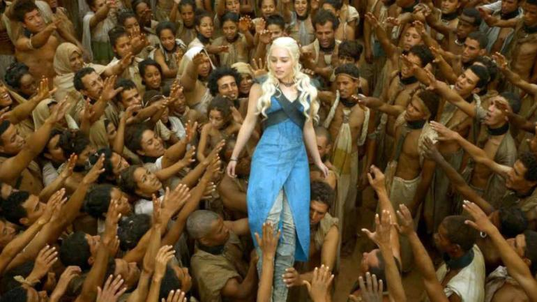 Game of Thrones, una de las series más populares