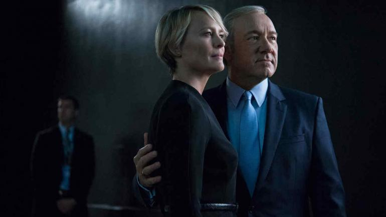 House of Cards, la preferida de los lectores de VOS en Netflix.