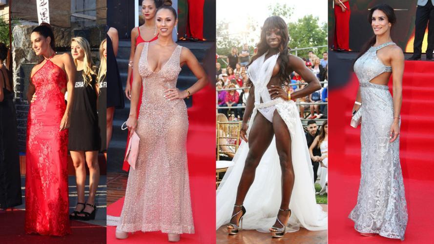 Entre aciertos y errores: los looks de la alfombra roja de los Premios Carlos