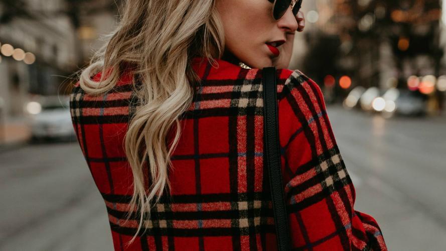 Las famosas ponen de moda un clásico para este otoño