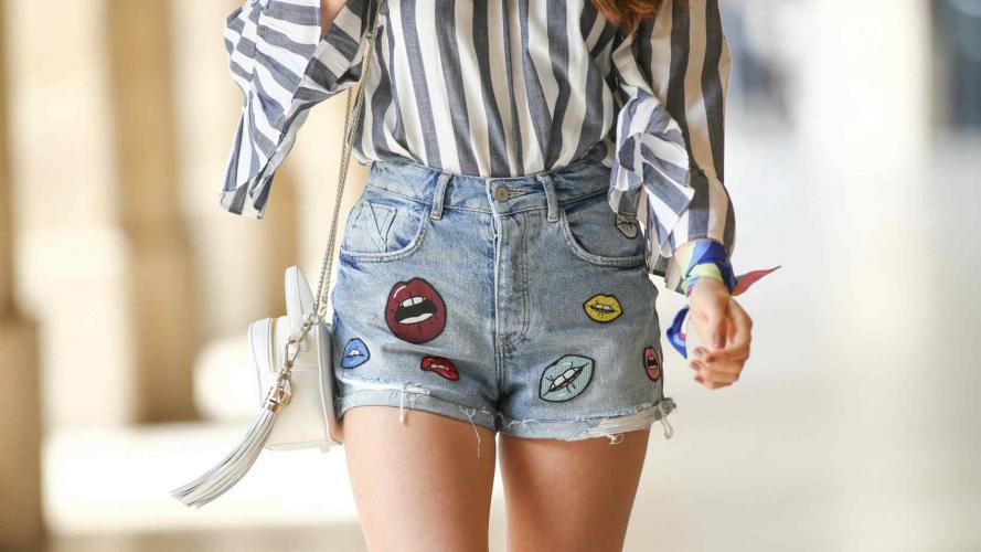 Minifaldas y shorts de jeans, los comodines de famosas e influencers en Punta del Este