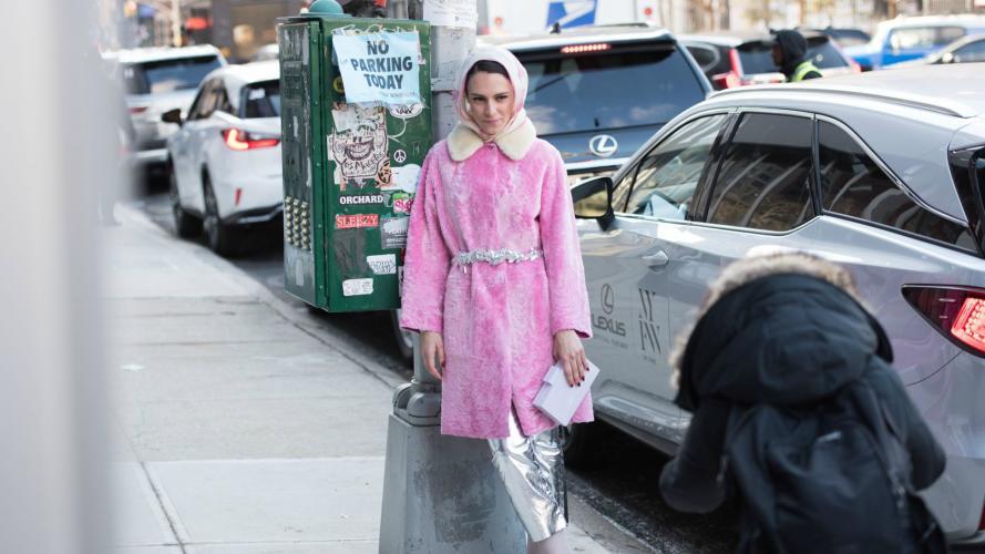 Semana de la Moda: esto usan las chicas neoyorquinas