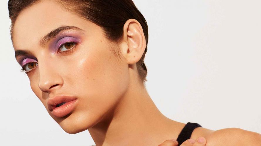 ¿Te gusta maquillarte? Vuelven las sombras que usaron en los ´80 y ´90
