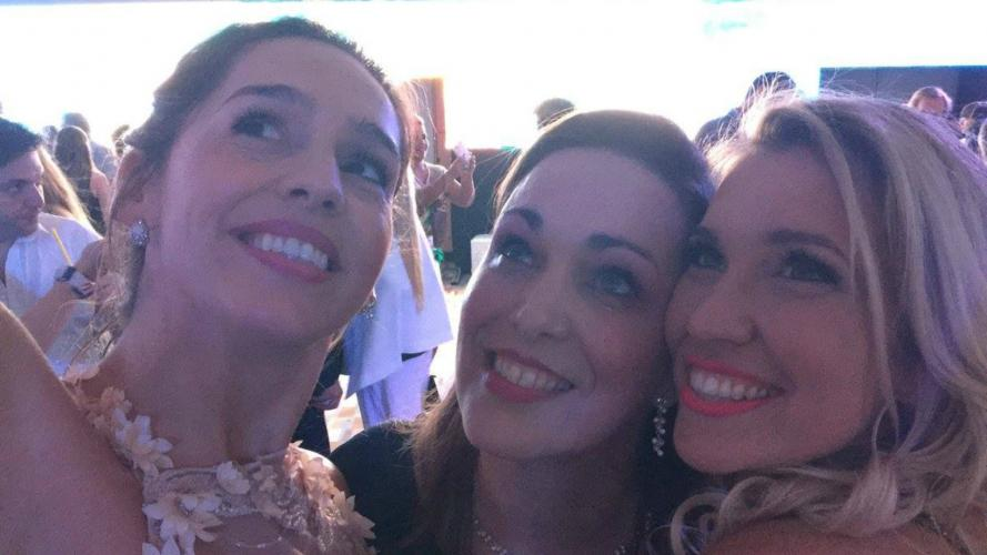 Los looks en la fiesta del Show de la Mañana (y una contundente ganadora)