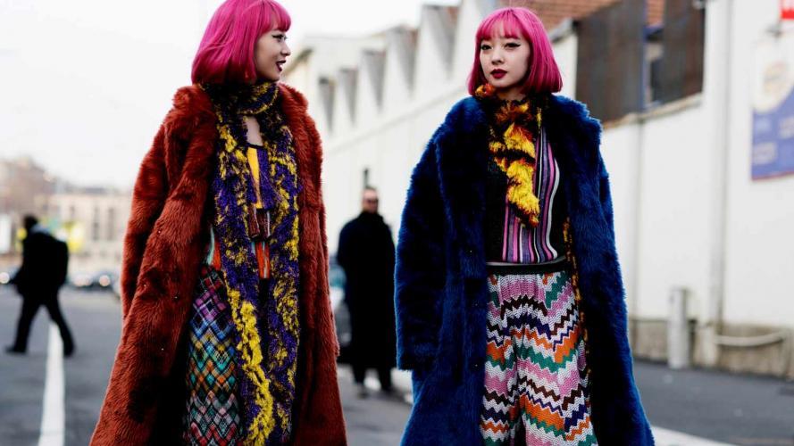 Llegó el frío: esta colorida tendencia te abrigará este invierno